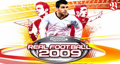 real football 2009 HD symbian s60v2